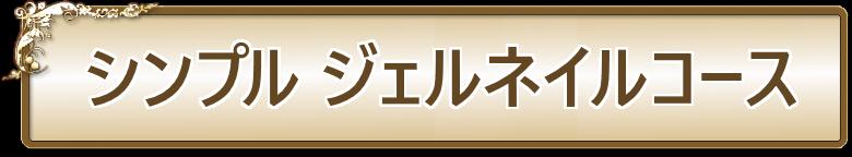 ネイルサロンLEEZ(リーズ)シンプルジェルネイルコース